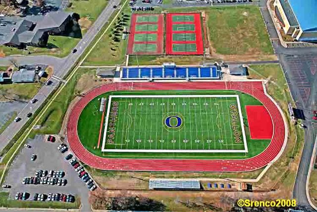 Image result for o'fallon football field